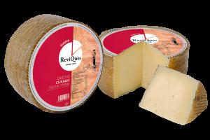 Reviques queso curado