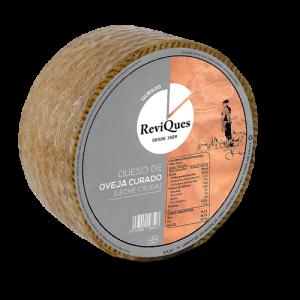 Reviques queso oveja curado