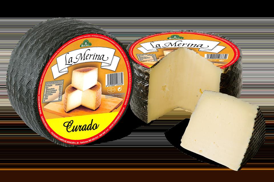 La Merina queso curado
