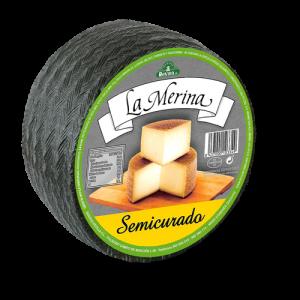La Merina queso semicurado