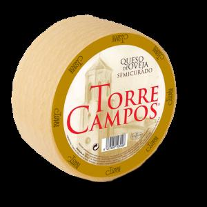 Torrecampos queso oveja semicurado